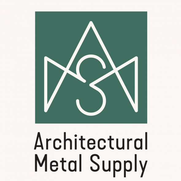 Architectural Metal Supply logo