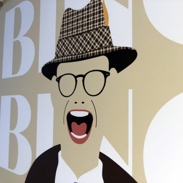Ned Ryerson Ground Hog Day Poster